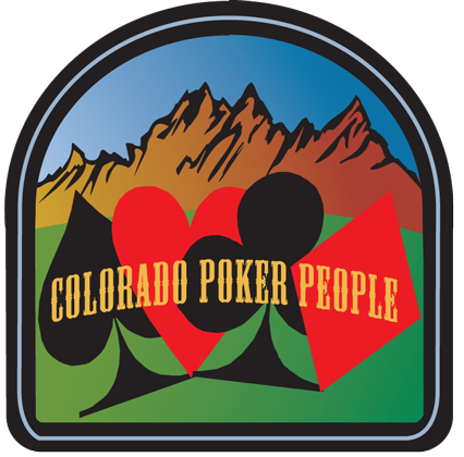 Colorado Poker People website design