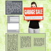 Web Design for garage sale Denver